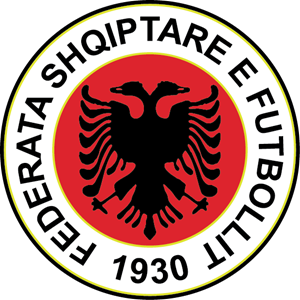 Albania Football Association Logo Vector