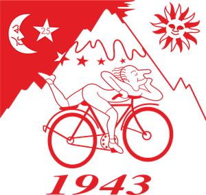Albert Hoffman - Bike 1943 Logo Vector