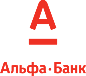 Alfa-bank new Logo Vector