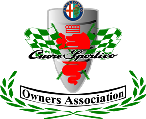Alfa Romeo Owners association Logo Vector