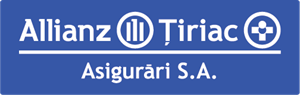Allianz Tiriac Logo Vector