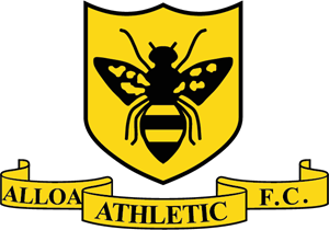 Alloa Athletic FC Logo Vector
