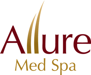 Allure Med Spa Logo Vector
