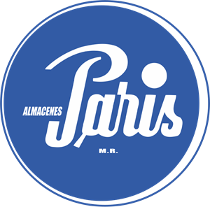 Almacenes Paris Logo Vector