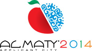 Almaty 2014 Candidate City Logo Vector