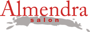 Almendra Salon Logo Vector