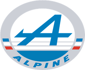 Alpine Automobile Logo Vector