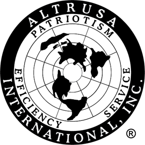 Altrusa International, Inc. Logo Vector