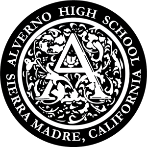 Alverno High School Logo Vector