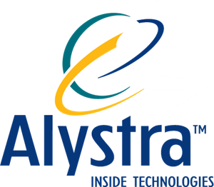 Alystra Inside Technologies Logo Vector