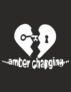Amber Changing Logo Vector