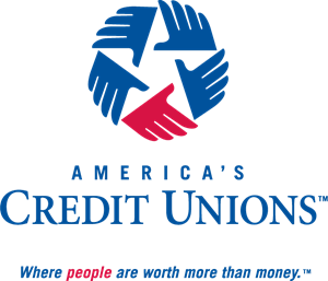 America's Credit Union Logo Vector
