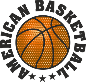 American Basketball Logo Vector