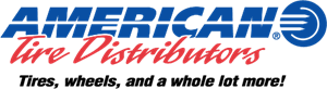 American Tire Distributors Logo Vector