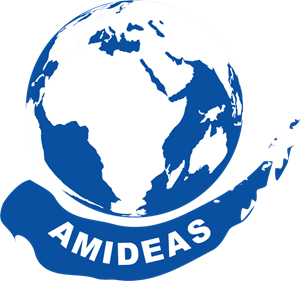 Amideas Pte Ltd Logo Vector