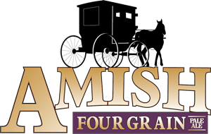 Amish Four Grain Logo Vector