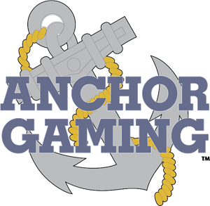 Anchor Gaming Logo Vector