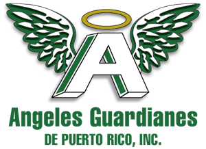 Angeles Guardianes de PR Logo Vector