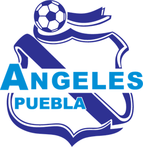 Angeles Puebla Logo Vector