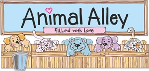 Animal Alley Logo Vector