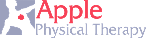 Apple Physical Therapy Logo Vector
