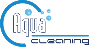 Aqua Cleaning Logo Vector