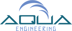 Aqua Engineering Logo Vector