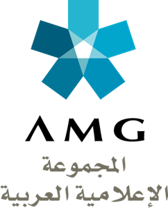 Arab Media Group (arabic) Logo Vector
