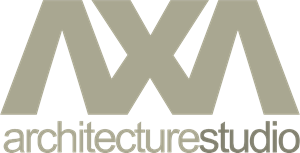 Architecture Studio AXA Logo Vector