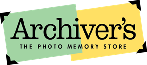 Archiver's Photo Memory Store Logo Vector