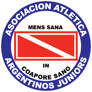 Argentinos Juniors Logo Vector