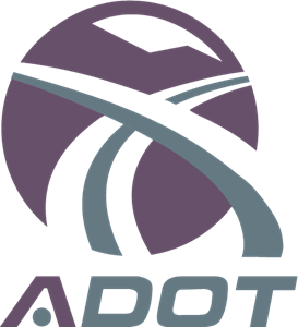 Arizona Department of Transportation (ADOT) Logo Vector