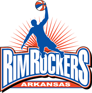 Arkansas Rimrockers Logo Vector