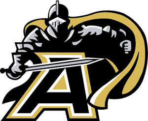 Army Black Knights Logo Vector