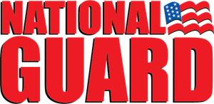 Army National Guard Logo Vector