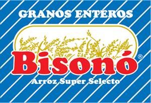 Arroz Bisono Logo Vector