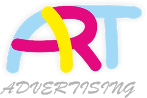 Art Advertising Logo Vector