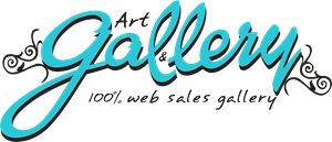 Art Gallery Logo Vector