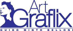 Art Graflix Studio Logo Vector