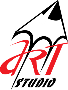Art Studio Logo Vector