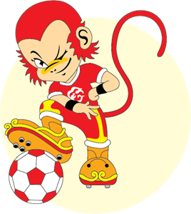 Asian Cup 2004 Logo Vector