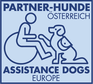 Assistance Dogs Europe Partner-Hunde Österreich Logo Vector