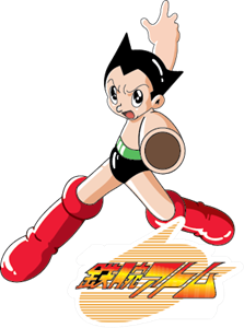 Astro boy Logo Vector