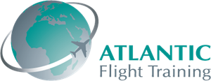 Atlantic Flight Training Logo Vector