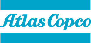 Billedresultat for atlas copco logo