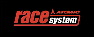 Atomic Race System Logo Vector