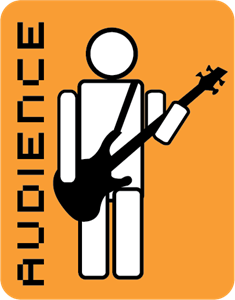 Audience Bootlegs Logo Vector ( EPS) Free Download