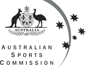 Australian Sports Commission Logo Vector
