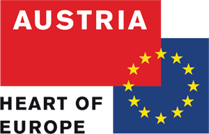 Austria Heart of Europe Logo Vector