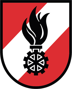 Austrian Firefighters Logo Vector